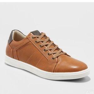 Men's Goodfellow & Co Tan Casual Sneakers, NWT